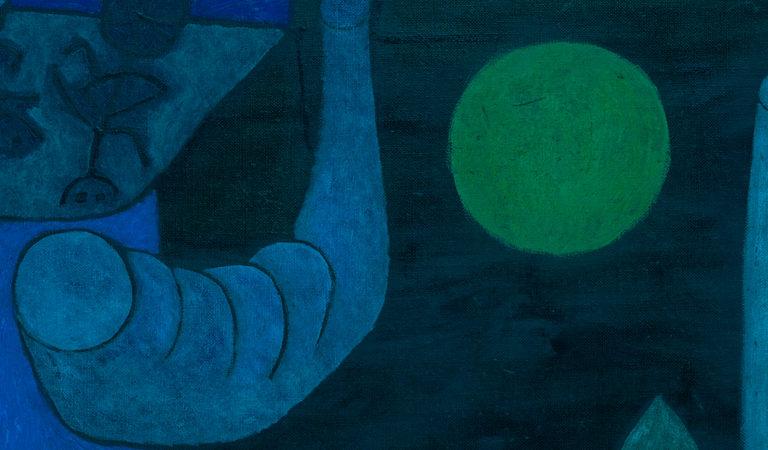 Capa do artigo Exposição Paul Klee