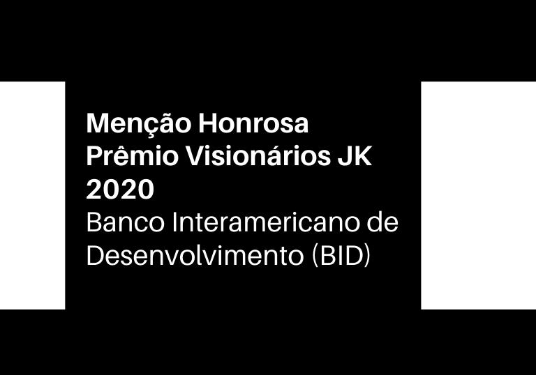Capa do artigo Mais Diferenças ganha menção honrosa do Banco Interamericano de Desenvolvimento