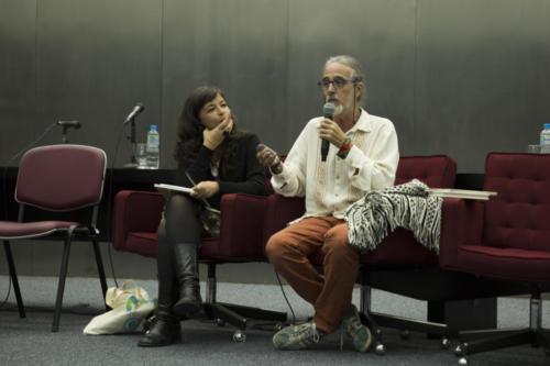 Autor e ilustrador Gusti Rosemffet falou sobre seus trabalhos com  desenho e a temática da inclusão