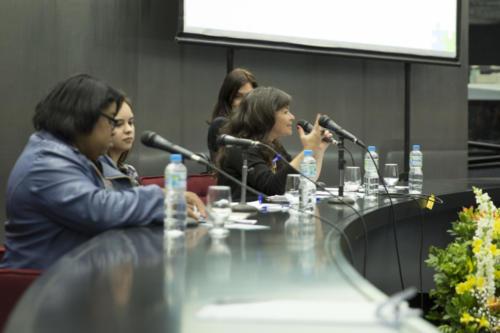 Na mesa de abertura, Mais Diferenças e SME falaram sobre êxitos e desafios do projeto