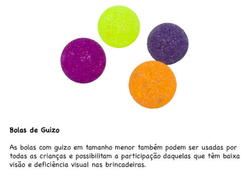 Bolas de Guizo