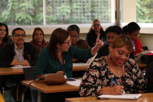 Entre os dias 3 e 7 de junho, Carla Mauch e Luis Mauch realizaram oficinas com bibliotecários no Panamá