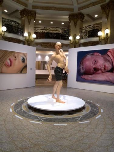 Exposição 50 Anos de Realismo - do Fotorrealismo à Realidade Virtual