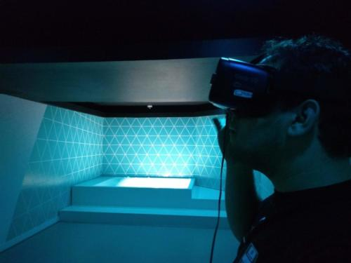 Obras digitais e interativas podem ser experimentadas pelo público