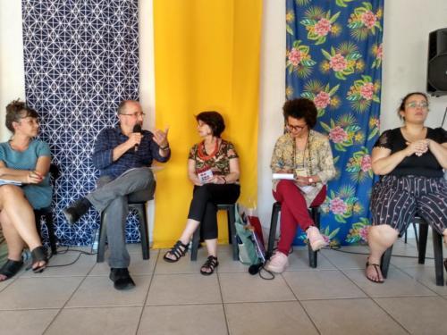 A Rede LEQT promoveu o debate sobre políticas públicas de leitura e escrita